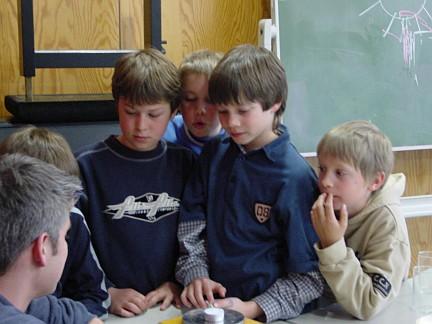 feuer experimente kindergarten